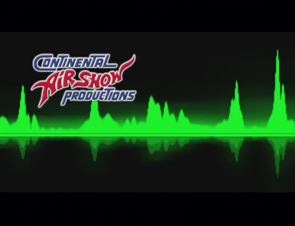 Continental Air Show Productions Audio Spot