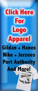 Logo Apparel Hats Fleece Bags Polos
