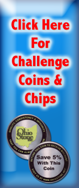 Challenge Coins and Chips